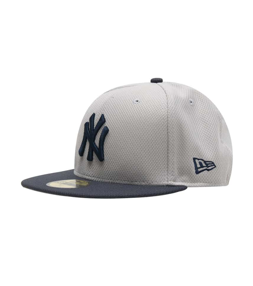 New Era New York Yankees Derek Jeter Fitted (Grey) - 11501759H ... 7650b426ef6