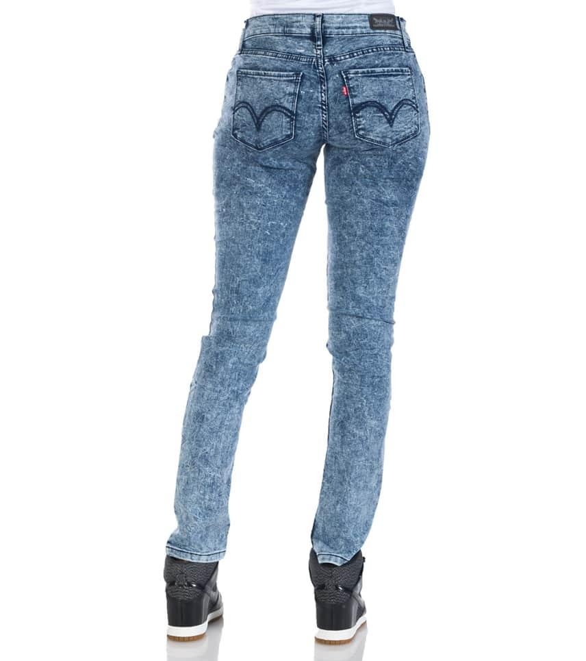 Levis 524 Skinny Jean (Medium Blue) - 115070279   Jimmy Jazz 1dd33668e0