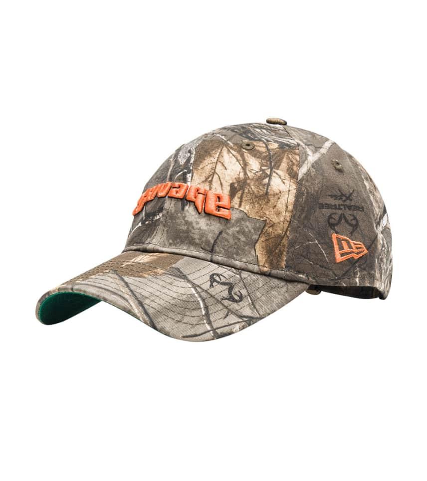 00e312250ab New EraSavage Strapback Hat.  9.95orig  24.00. COLOR  Dark Brown