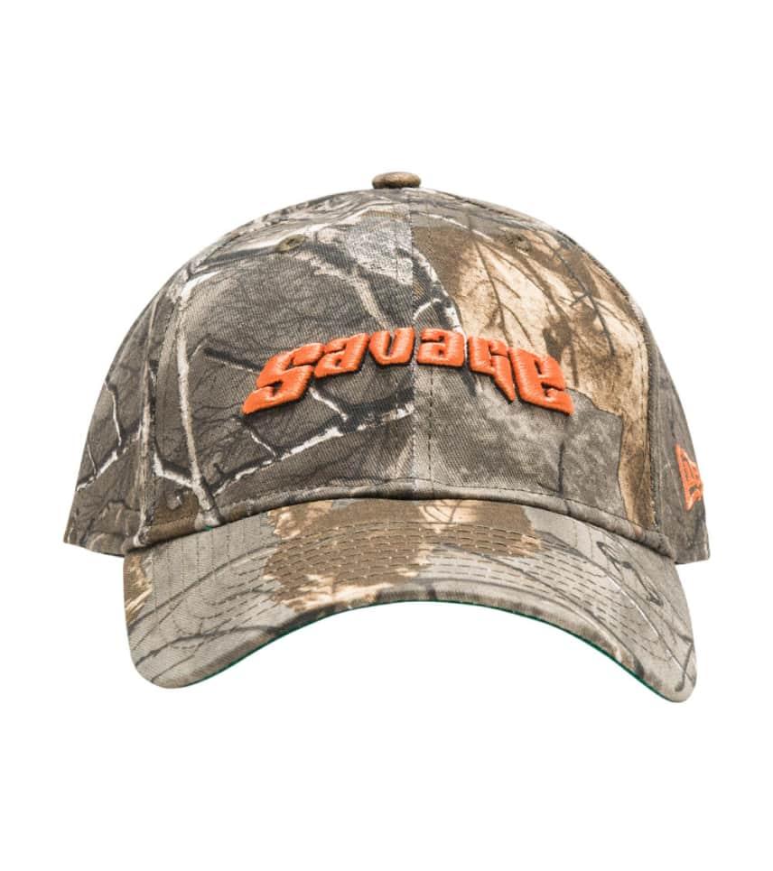 164e7398846 New Era Savage Strapback Hat (Dark Brown) - 11551638H