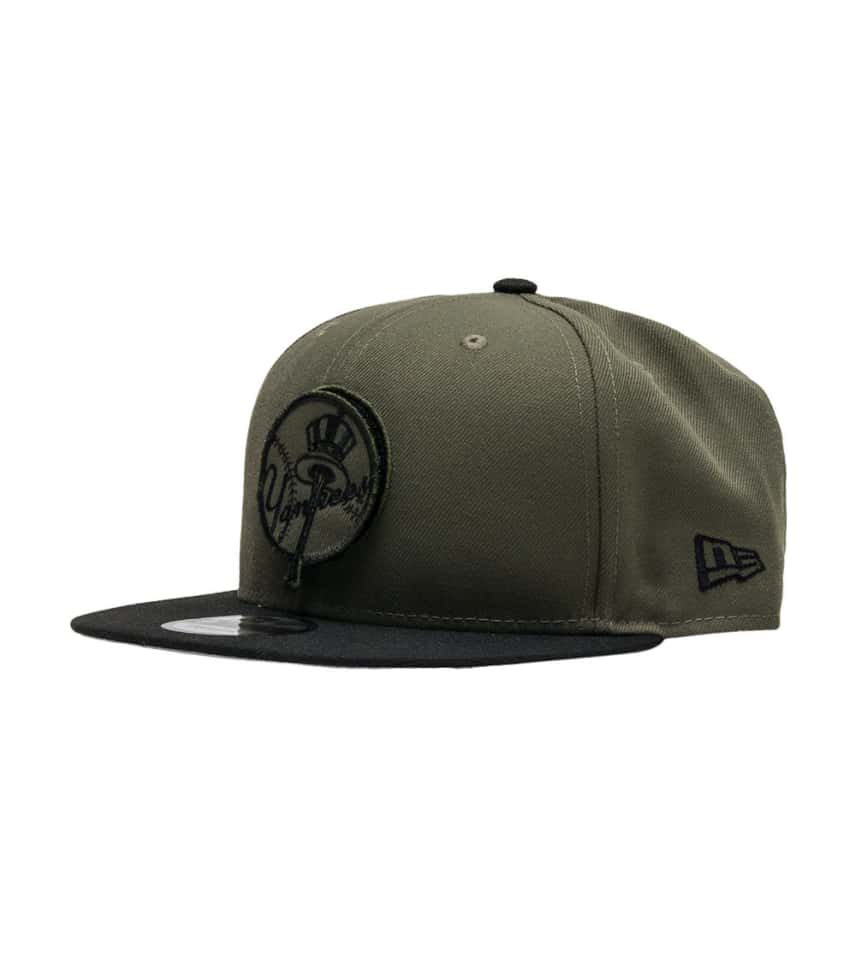 New Era New York Yankees 9fifty Snapback Cap (Dark Green ... f12ee6c8f3f5