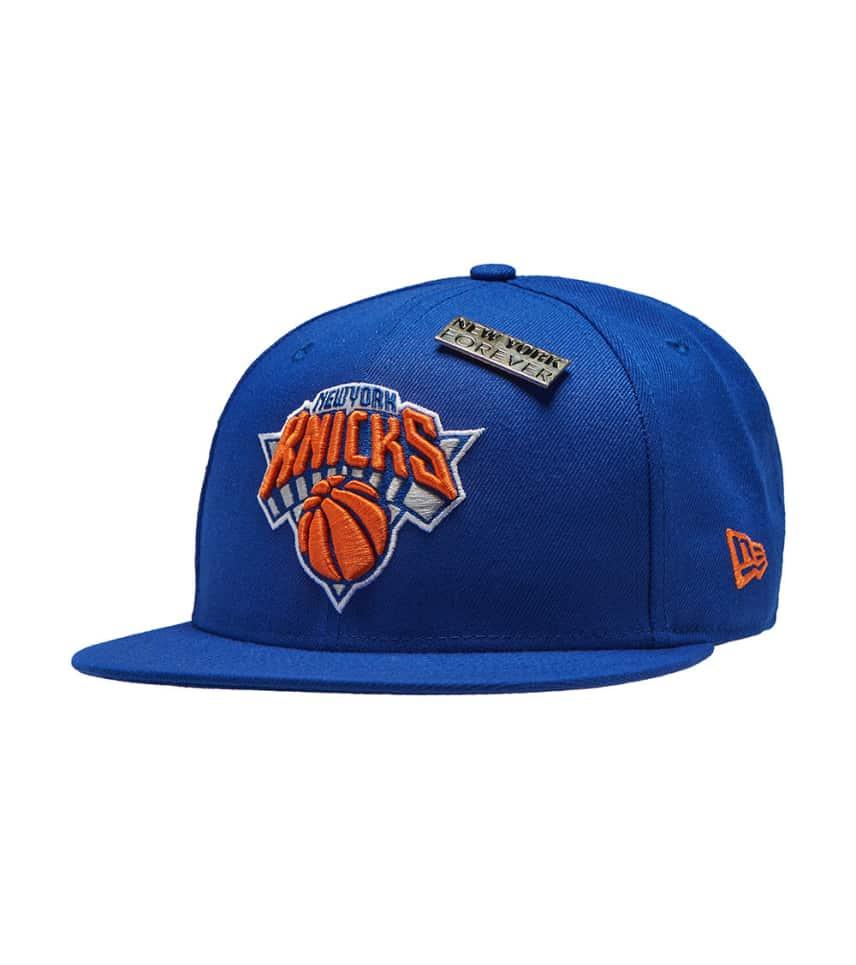 1b49631ce98ef New Era New York Knicks Draft 9FIFTY Snapback (Blue) - 11609143H ...