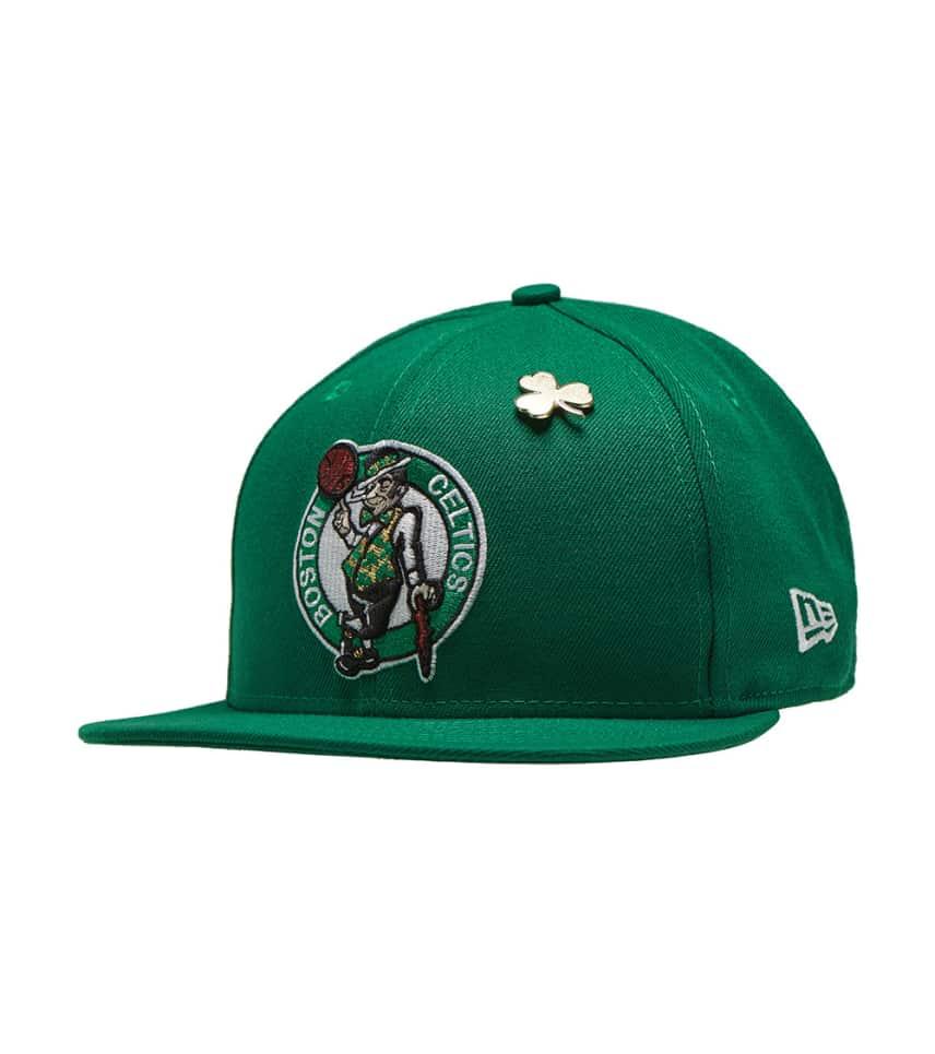 best cheap f02cf 58b34 New Era Boston Celtics Draft 9FIFTY Snapback