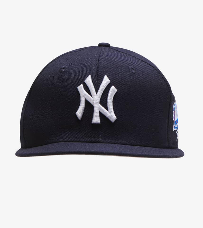 e957ef4548c22a New Era New York Yankees 59FIFTY Hat (Navy) - 11783651H