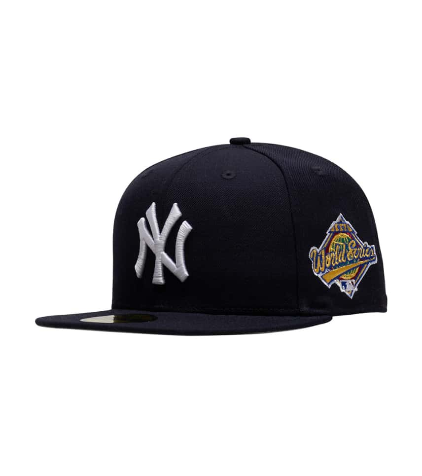474cda98af3cb1 New Era 96 NY Yankees WS Fitted Hat (Navy) - 11783652H | Jimmy Jazz