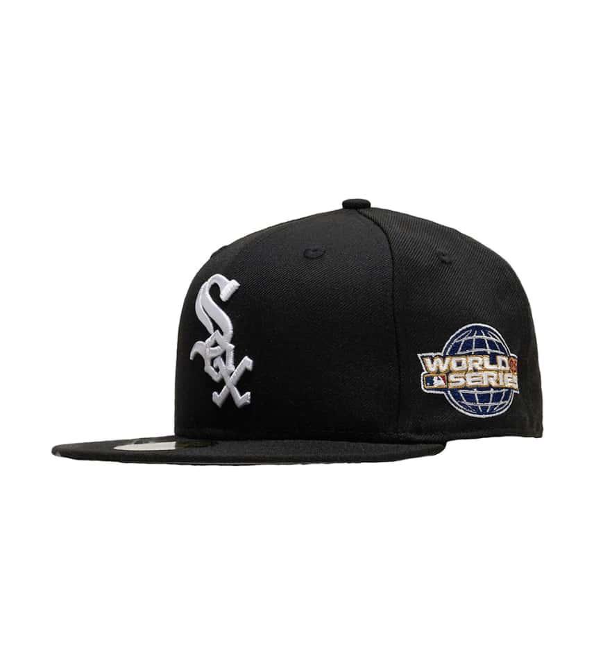 fbf3b7c970f090 New Era 05 Chicago White Sox WS Snapback (Black) - 11783656H   Jimmy ...