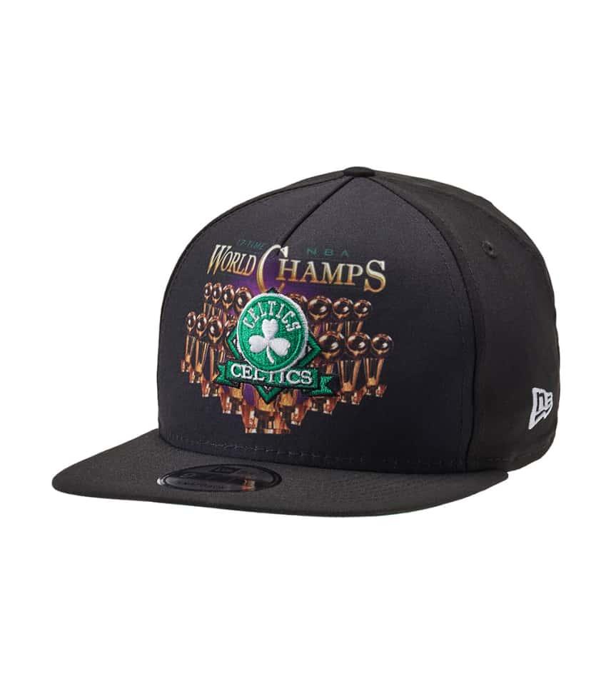 New Era Vintage Bling 9fifty Celtics Snapback (Black) - 11844442H ... 40cb2d93d86a