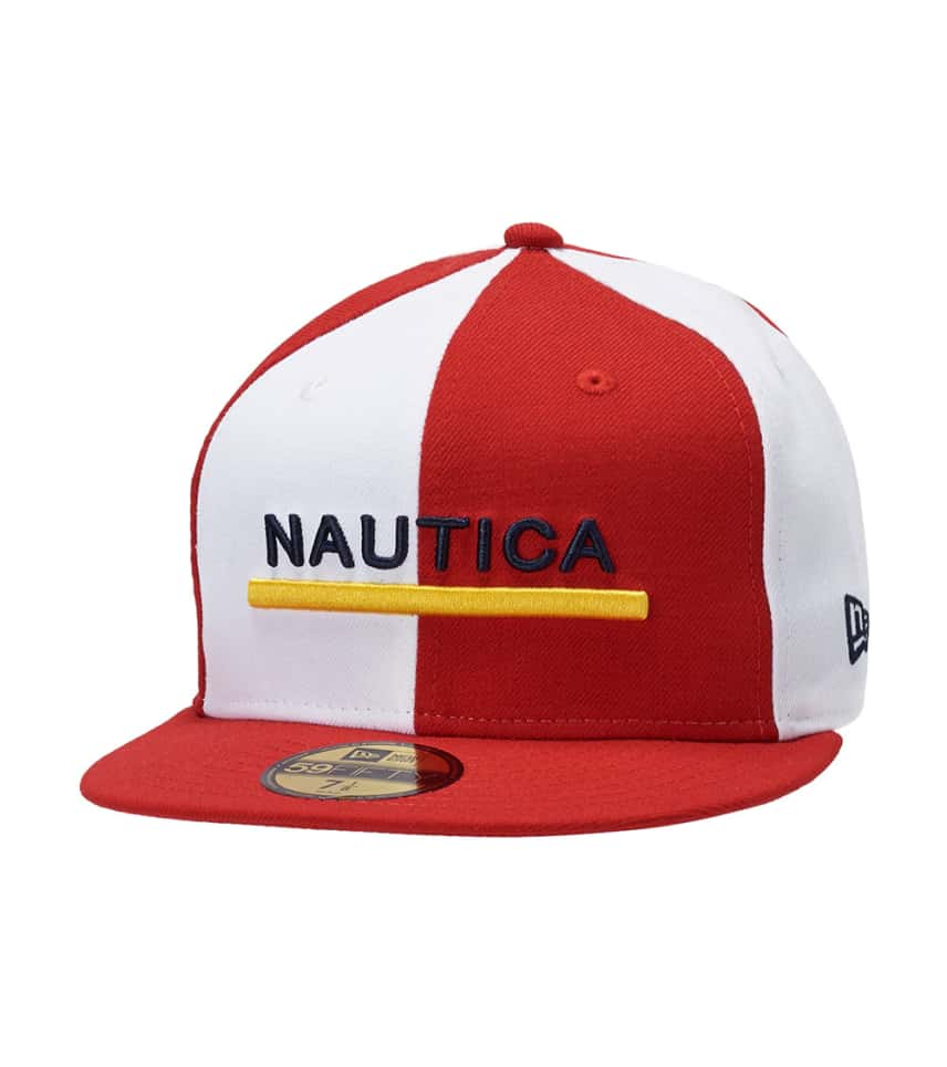 ... New Era - Caps Fitted - Nautica Color Block 59FIFTY Hat ... 4aba920e854