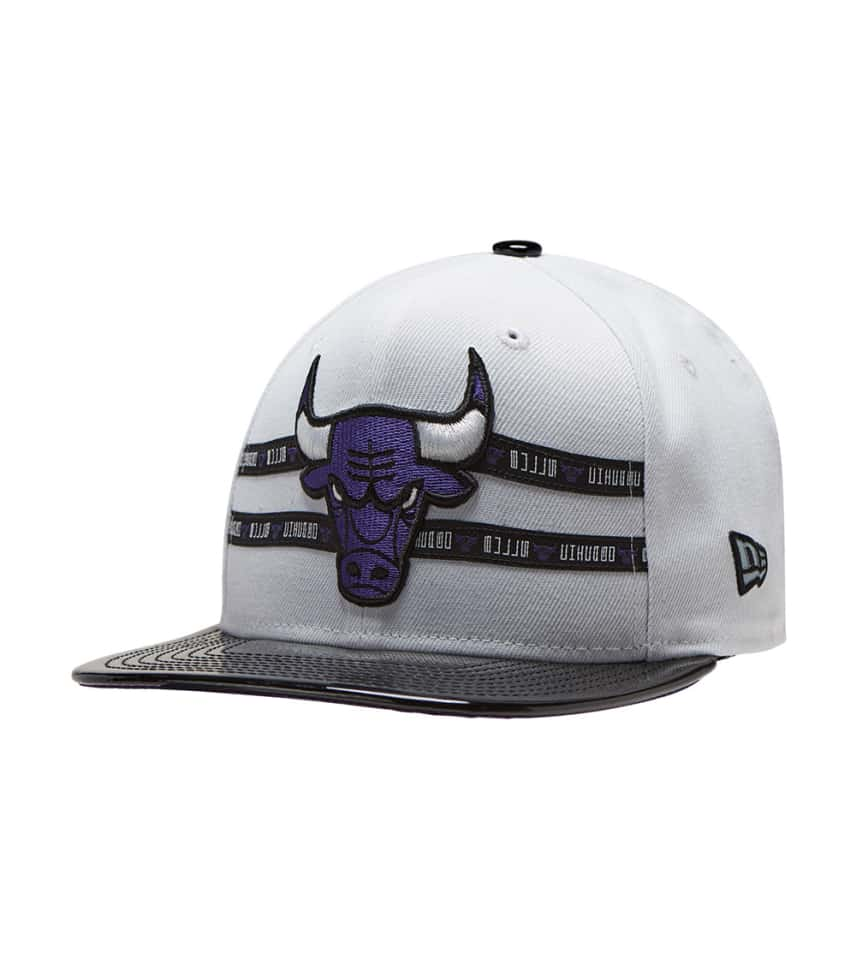 529e96a7d45e New Era Bulls Concord 9FIFTY Snapback (White) - 11872913H