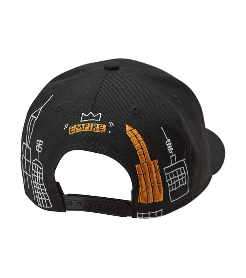 ... New Era - Caps Snapback - Yankees Empire Jean-Michel Basquiat Hat ... 2ccb8a020a1