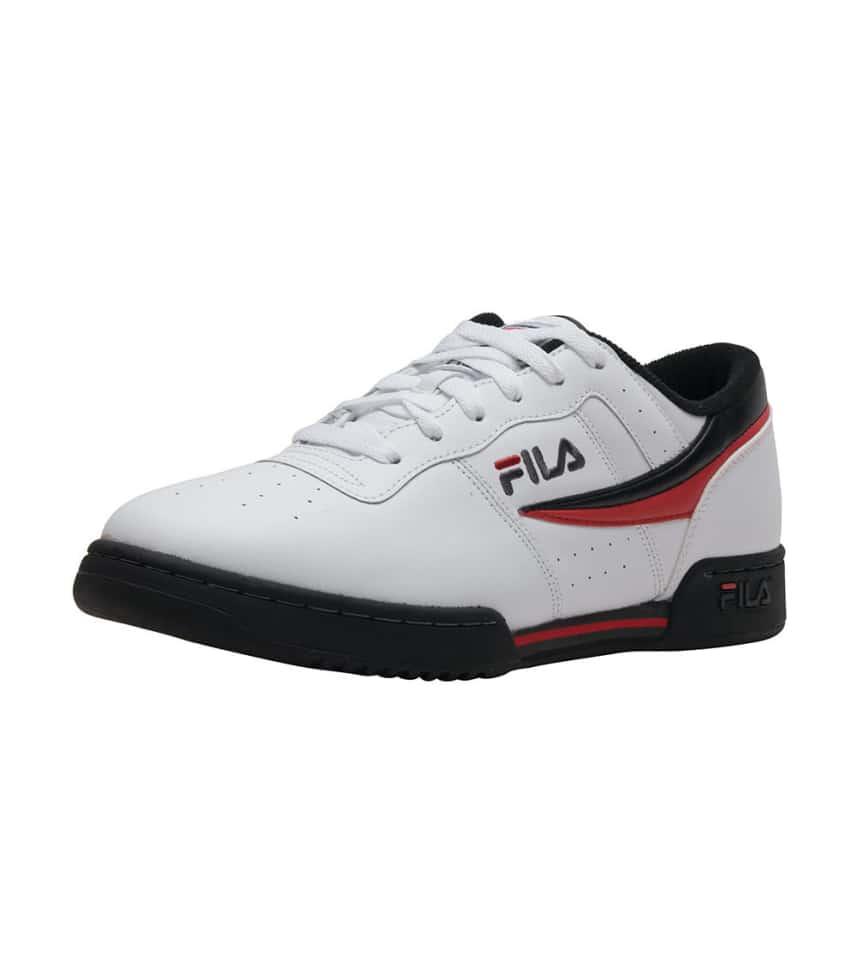 1218a05c4b15 FILA Original Fitness Sneaker (White) - 11F16LT-122