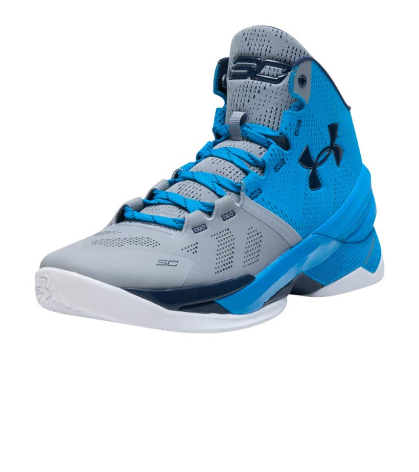 8221c477050b Under Armour CURRY HI SNEAKER (Blue) - 1259007-036