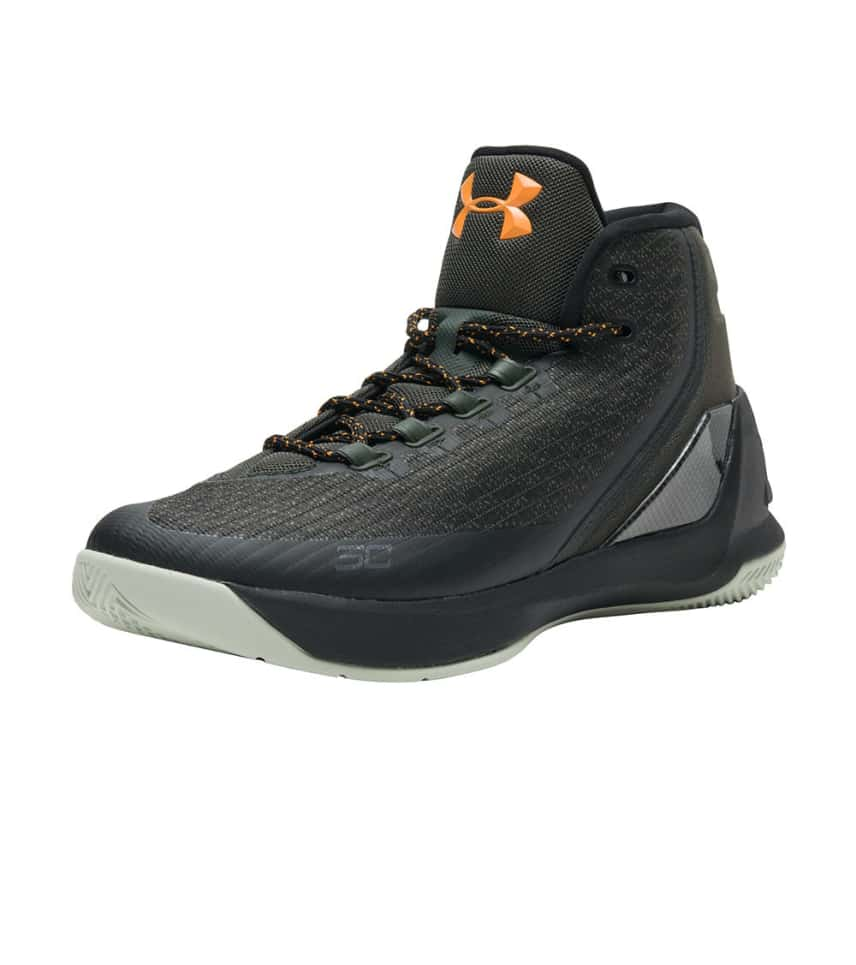 052378e339bf Under Armour CURRY 3 (Dark Green) - 1269279-357