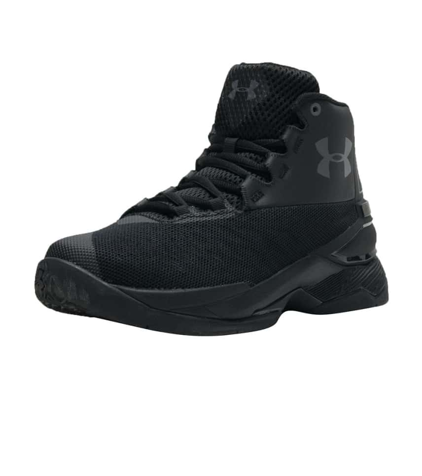 33503580d2a7 Under Armour Long Shot Sneaker (Black) - 1285453-002