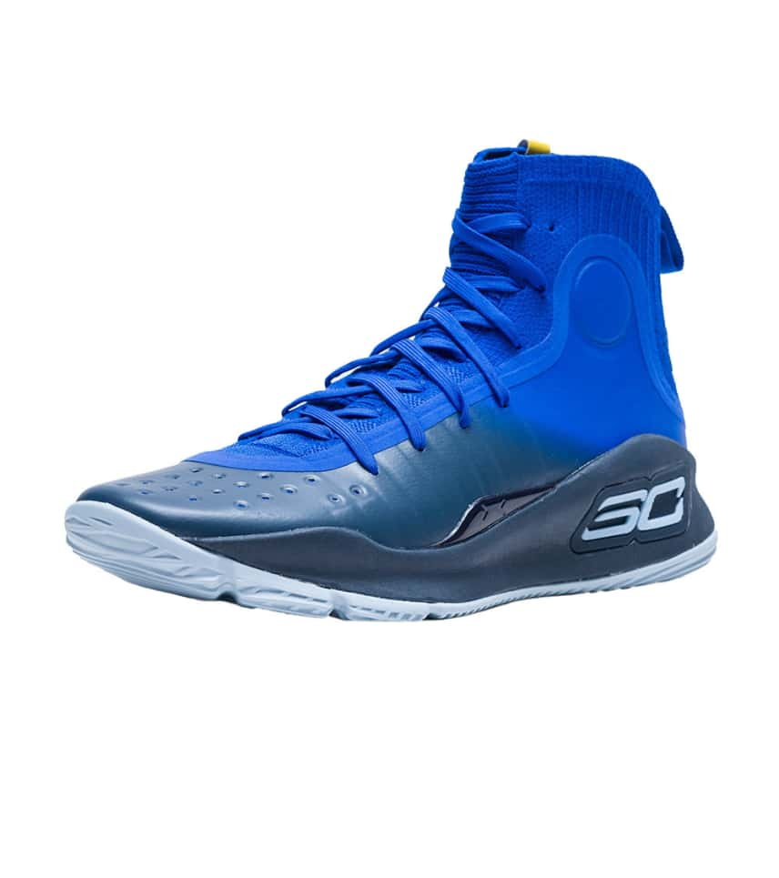 5db353167de1 Under Armour CURRY 4 (Blue) - 1298306-401