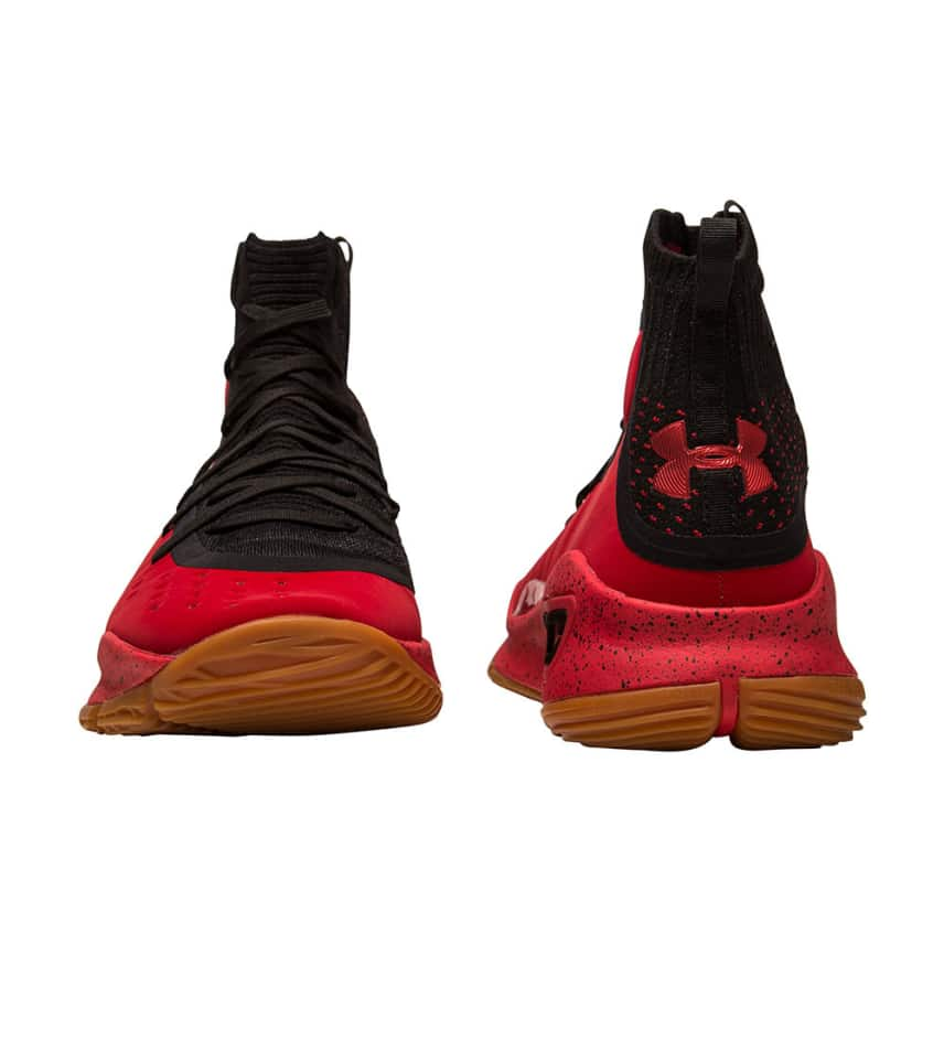 c44d6990cecb Under Armour CURRY 4 (Red) - 1298306-603