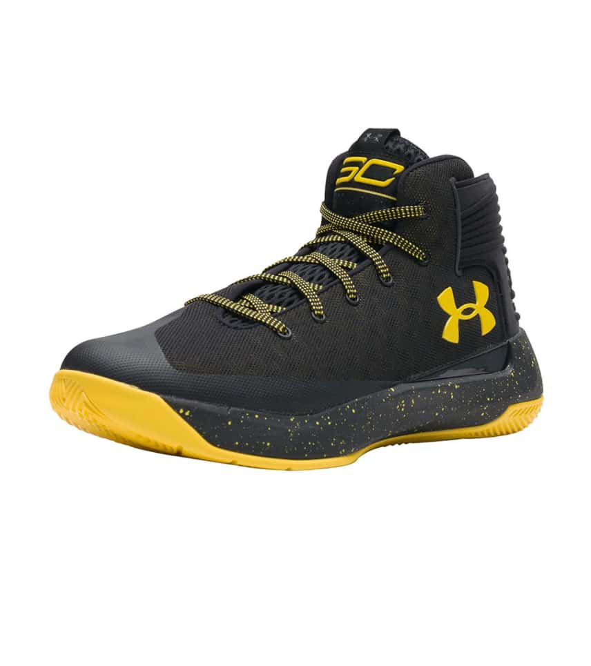 c1c0d481b59 Under Armour Curry 3Zero Sneaker (Black) - 1298308-002