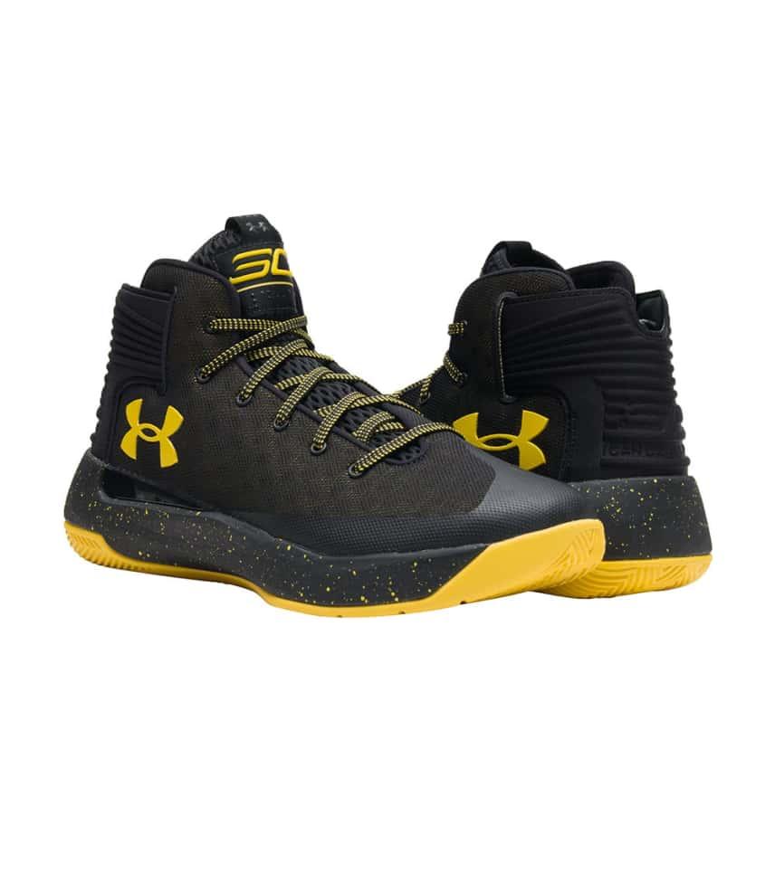 38c22e79ebd6 Under Armour Curry 3Zero Sneaker (Black) - 1298308-002