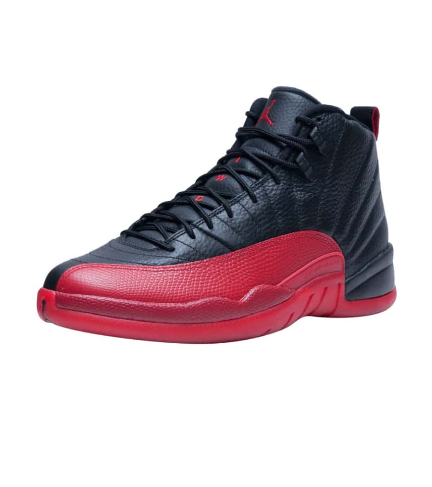 0456b0b6fe1 Jordan AIR JORDAN RETRO 12 SNEAKER (Black) - 130690-002 | Jimmy Jazz