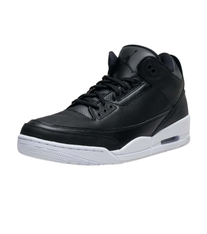 19bb57375578 Jordan RETRO 3 SNEAKER (Black) - 136064-020