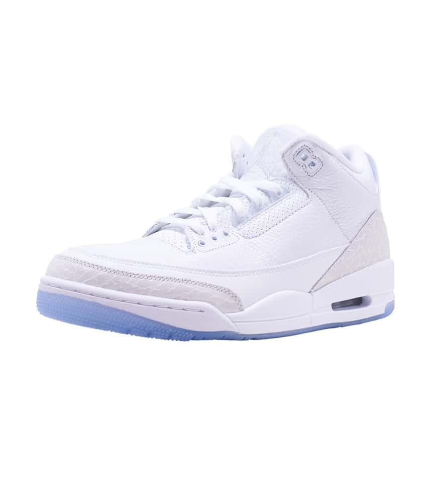5f0e268924d6ee Jordan Retro 3 Sneaker (White) - 136064-111