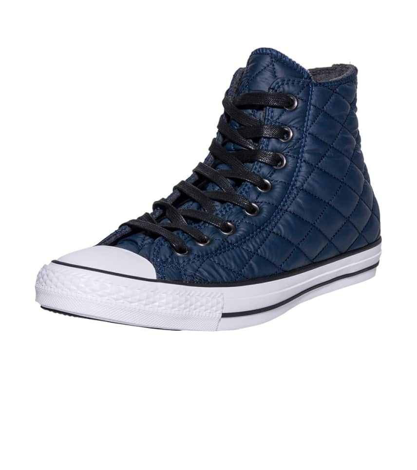47c05aeecf8e Converse ALL STAR QUILTED NYLON SNEAKER (Navy) - 149453C
