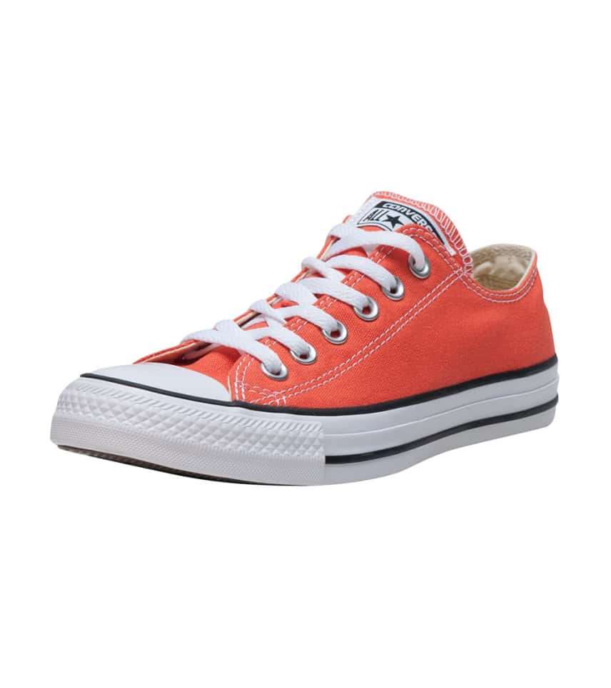 ba254197ae43 Converse CHUCK TAYLOR ALL STAR LOW SNEAKER (Orange) - 151183F ...