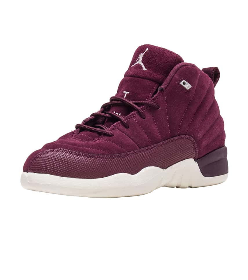 f529f40e0454 Jordan RETRO 12 SNEAKER (Dark Purple) - 151186-617