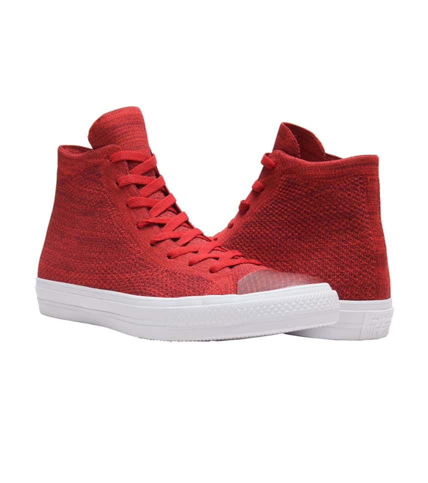 c0ba6c26500a Converse Chuck Taylor All Star Flyknit (Red) - 156737C