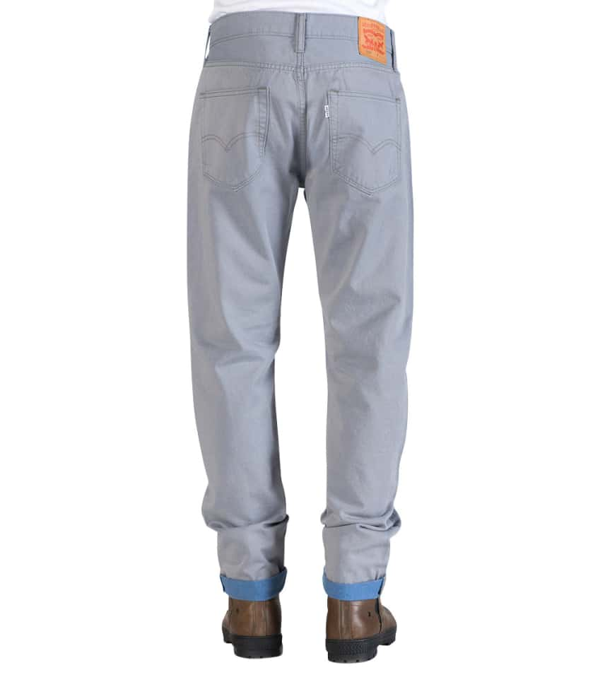 7748fbe3 Levis 508 REGULAR TAPER FIT TWO TONE JEAN (Grey) - 165080339 | Jimmy ...