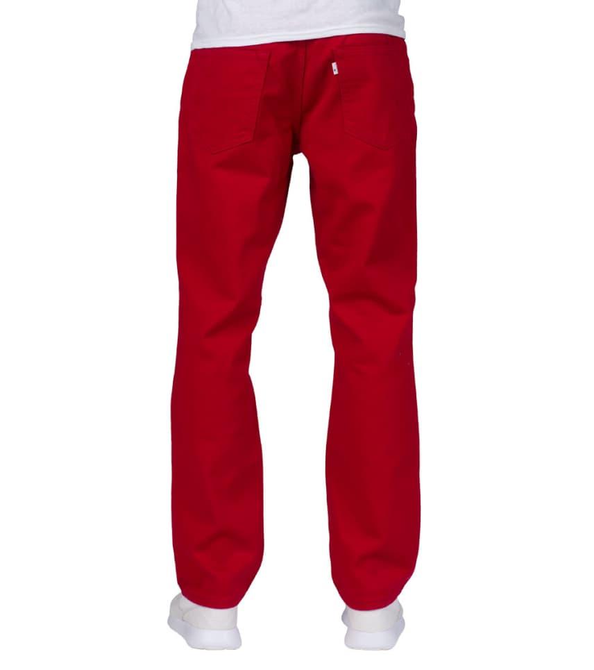 b3dcf1d8c49 Levis 541 ATHLETIC FIT JEAN (Red) - 181810152 | Jimmy Jazz