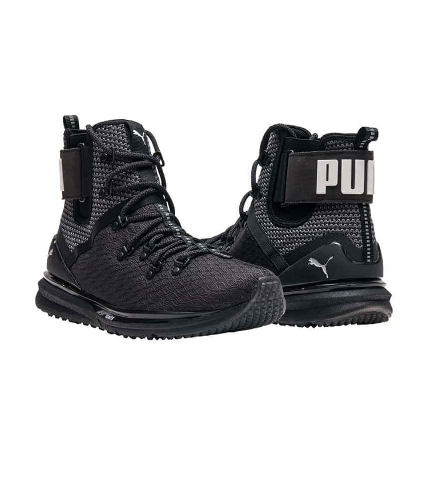 03232beb43db Puma IGNITE LIMITLESS BOOT (Black) - 189979-01