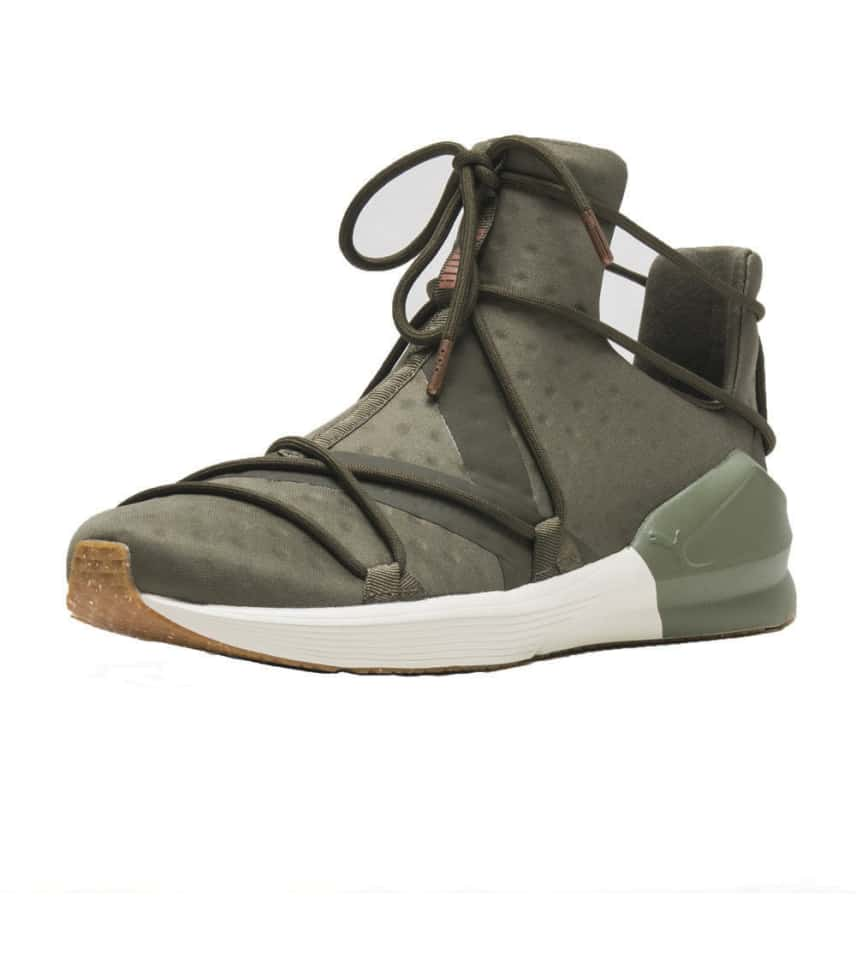 45645ae54d4e Puma Fierce Rope (Dark Green) - 190136-01