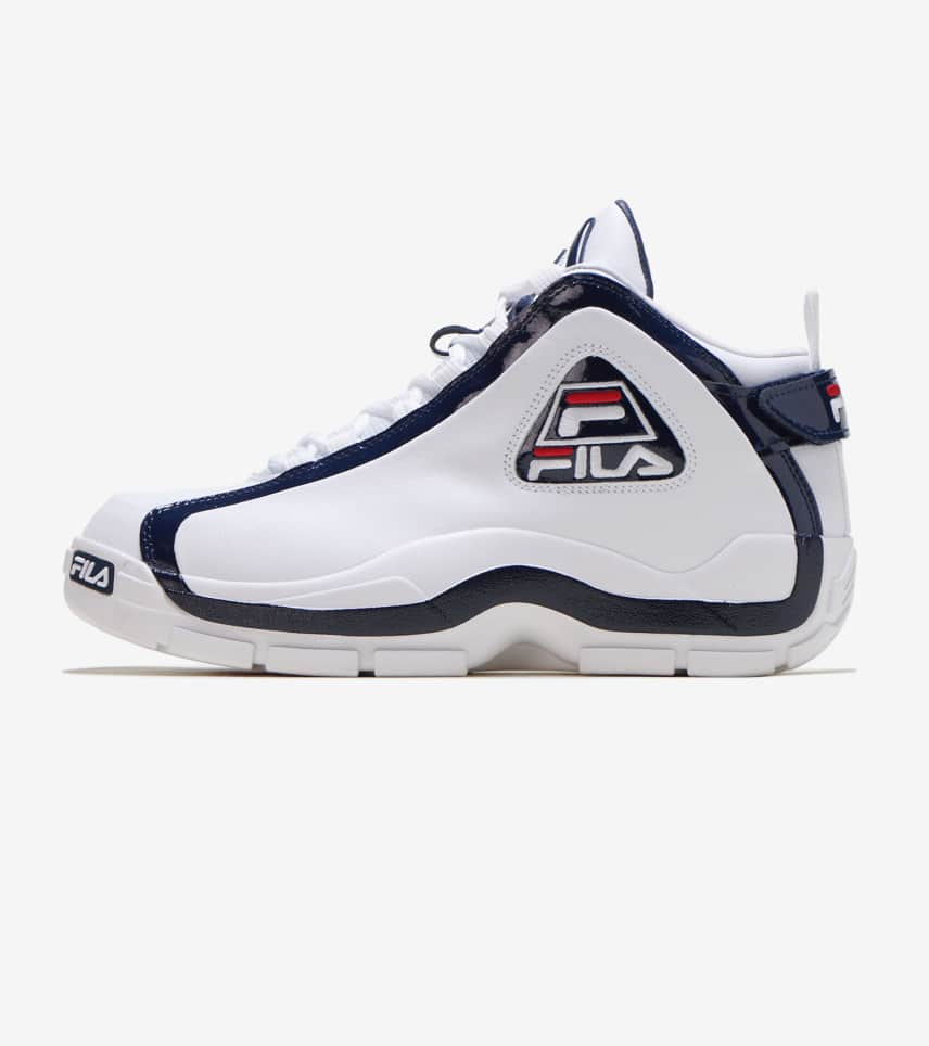 ac44871ddb1 Fila 96 Basketball Shoes (White) - 1BM00569-125 | Jimmy Jazz