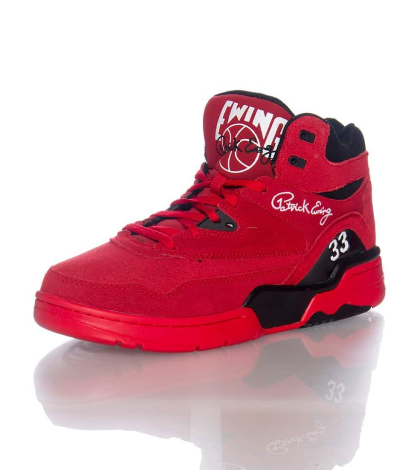 Ewing Athletics Ewing Guard Sneaker (Red) - 1EW90119602  f9e7a6def
