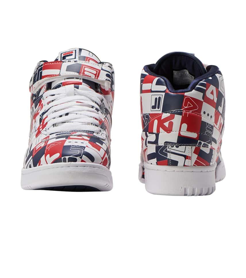 27c155f19c Fila F-13 Archive Print Sneaker (Multi-color) - 1FM00111-125   Jimmy ...