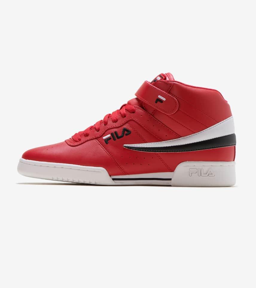 e286ac20fd76 FILA F-13 Shoes (Red) - 1FM00421-602