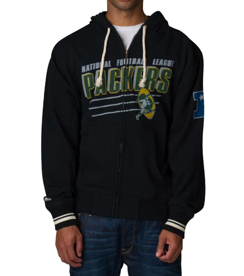 uk availability 4b5f8 f38d6 GREENBAY PACKERS PLAYOFF HOODIE