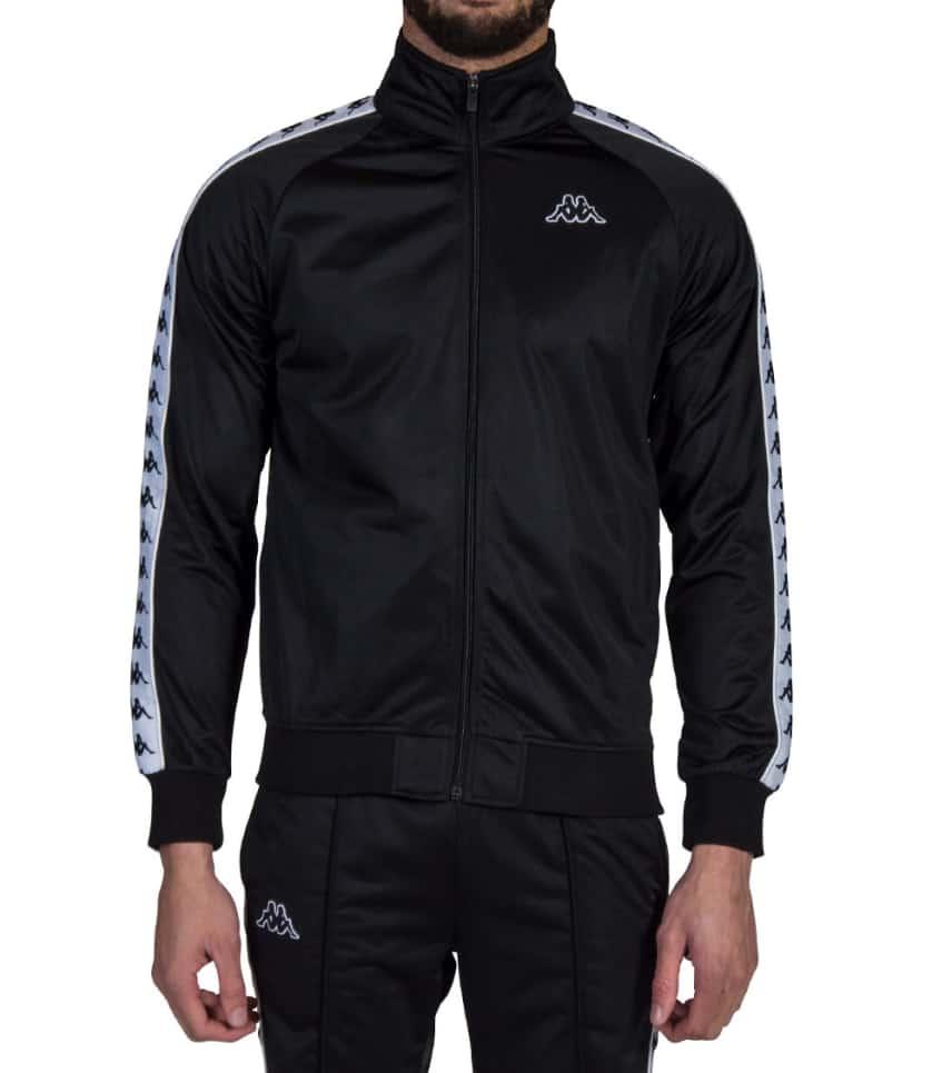 0ec8b526bcfe Kappa 222 Banda Anniston Track Jacket (Black) - 301EFU0-C09