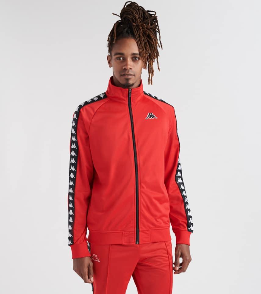 5d000b3ae835 Kappa 222 Banda Anniston Track Jacket (Red) - 301EFU0-C28