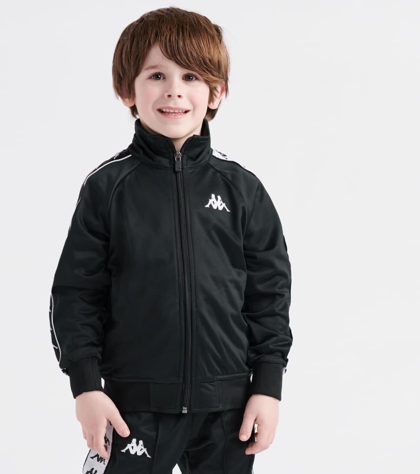 f5af1506a38a Kappa 222 Banda Anniston Track Jacket (Black) - 301EFU0Y-C66
