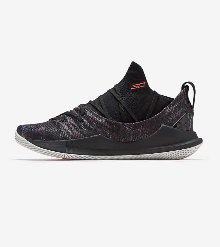 Under Armour Curry 5 (Black) - 3020657-005  454fb4b38