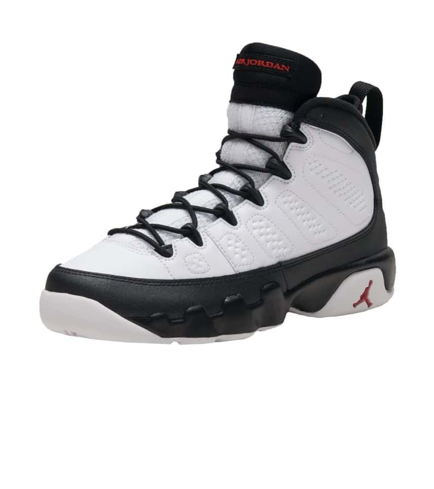 72e4b4eddb68a4 Jordan RETRO 9 SNEAKER (White) - 302359-112