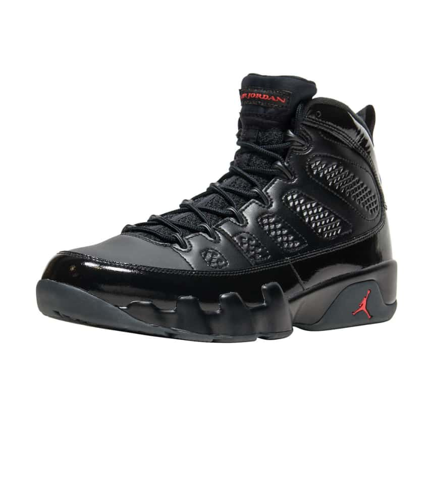 6422663ad1bd14 Jordan RETRO 9 SNEAKER (Black) - 302370-014 | Jimmy Jazz