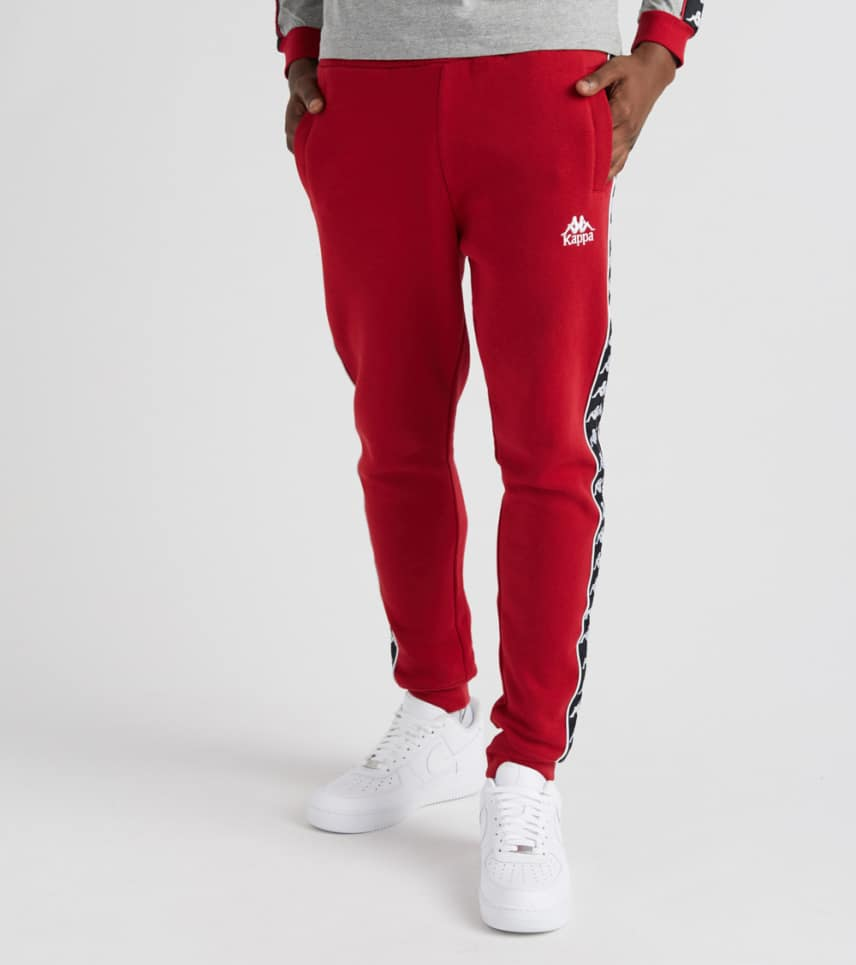 27dcb152499 Kappa Authentic Alan Sweatpant (Red) - 30312M0-RED | Jimmy Jazz