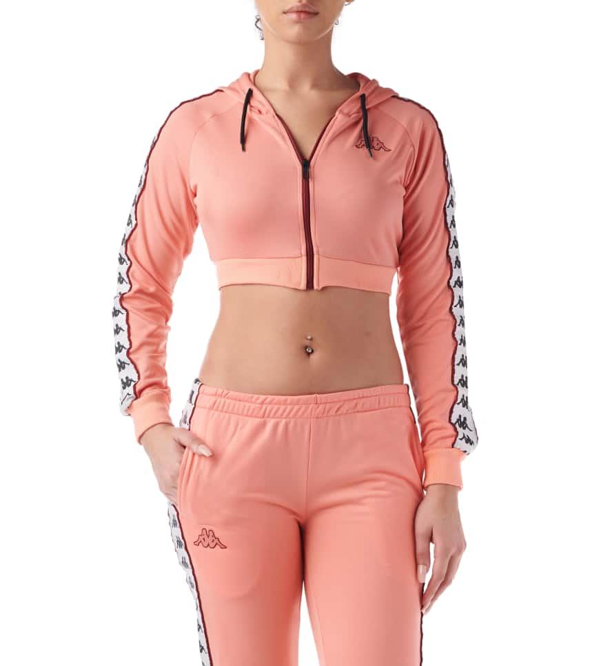 2f2592790cc Kappa 222 Banda Arakli Jacket (Pink) - 303WB60-A40 | Jimmy Jazz