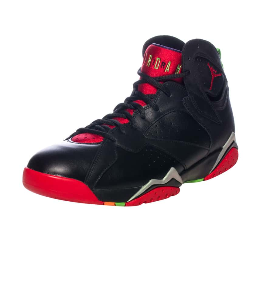 aeb5e17631e Jordan RETRO 7 MARVIN THE MARTIAN SNEAKER (Black) - 304775-029 ...