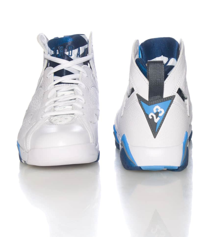 0fa9a9fb1a3217 Jordan RETRO 7 FRENCH BLUE SNEAKER (White) - 304775107