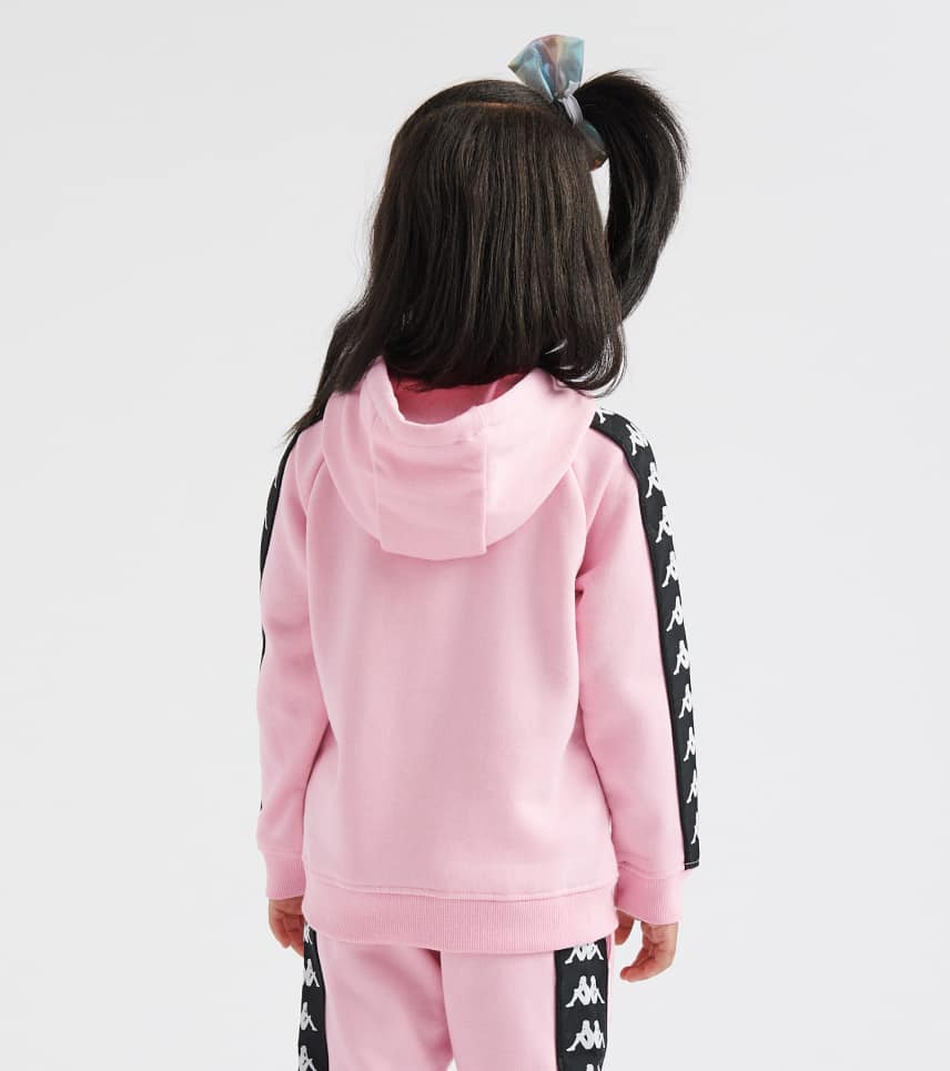 2d577cf0dfa Kappa Girls 3-12 222 Banda Aritz Slim Po Hood (Pink) - 304K9D0Y-941 ...
