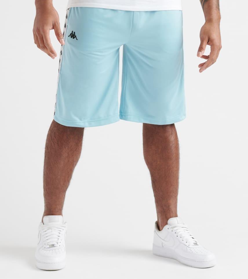 kappa shorts blue